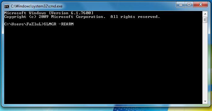 Como Conseguir Que Windows 7 Sea Original Mediante Comando De Sistema Utiles Pc