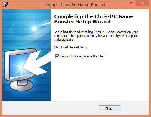 C PC Game Booster 2