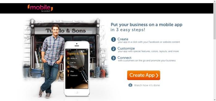 Creamos nuestra propia app para nuestro negocio