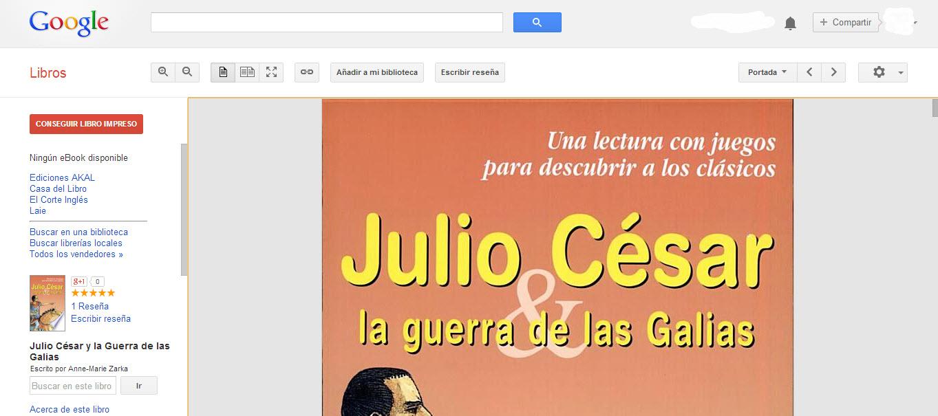 googles en idioma espanol: