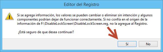Disable lock screen 2