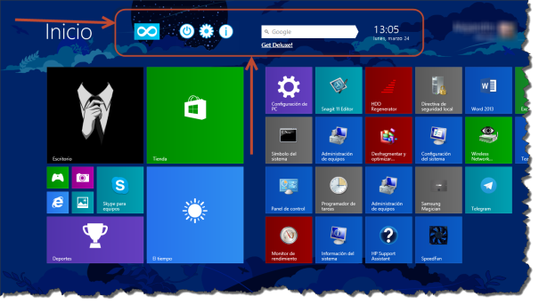 Start Screen unlimited 2