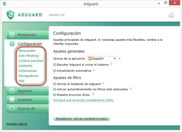 Adguard 6