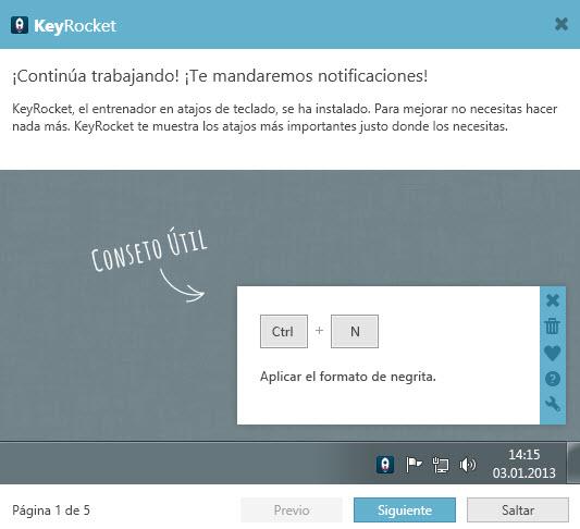 Keyrocket 1