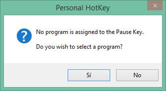 personal hotkey 1