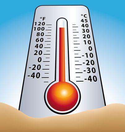 termómetro temperatura