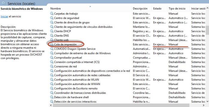 servicios windows 2