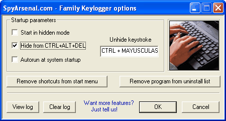 family-keylogger