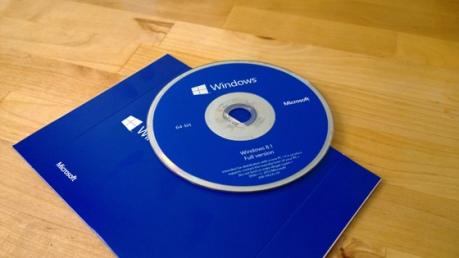 Consigue un disco de instalación de Windows 8.1 gratis